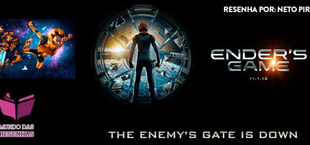 Resenha – Ender's Game (O Jogo do Exterminador)