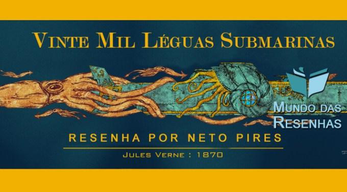 Resenha do Livro Vinte Mil Leguas Submarinas