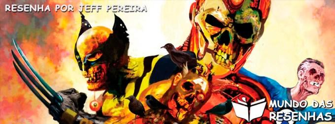 Marvel Zombies - Resenha - Wallpaper