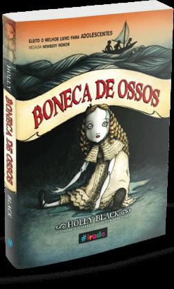 Resenha do Livro Boneca de Ossos - Escrito por Holly Black