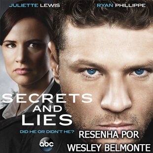 Resenha: Secrets and Lies (Segredos e Mentiras)