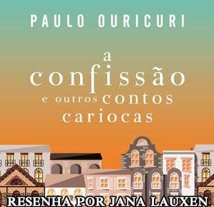 Resenha – A confissão e outros contos cariocas