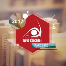 Parceria em 2017 com a editora Novo Conceito