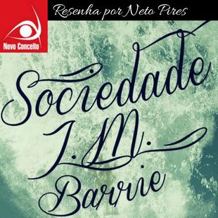 Sociedade J.M Barrie – Barbara J. Zitwer