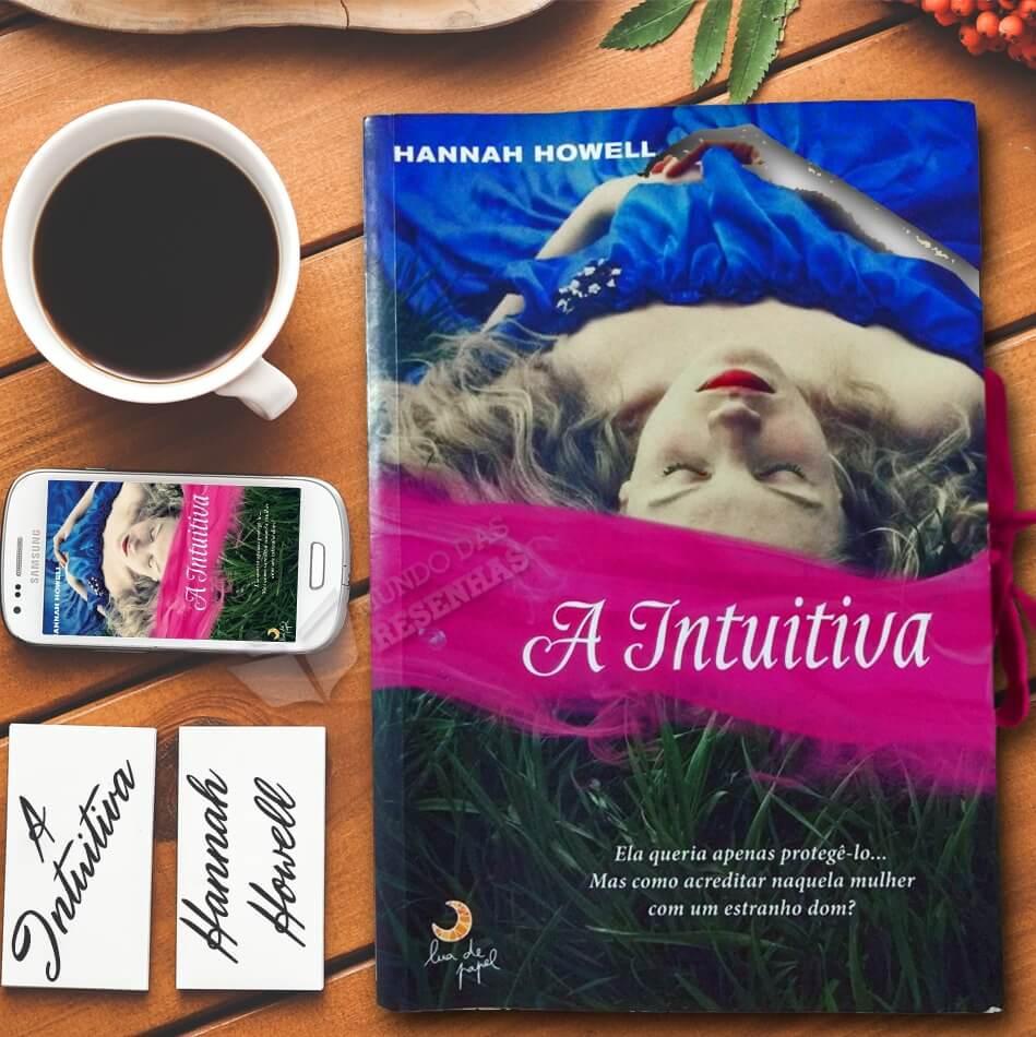 Resenha – A Intuitiva – Hannah Howell