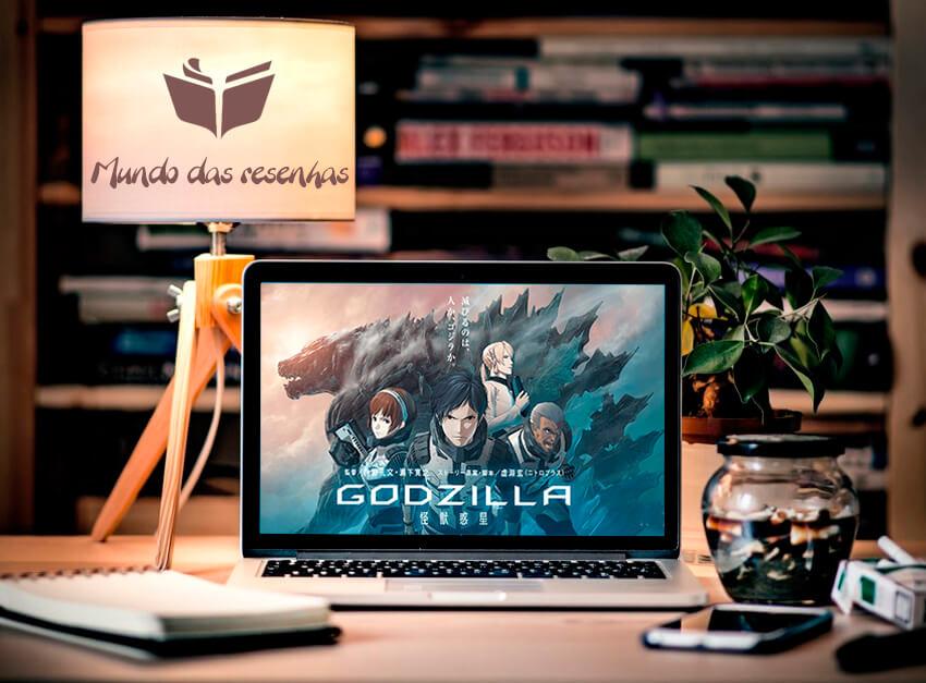 Godzilla (Netflix)