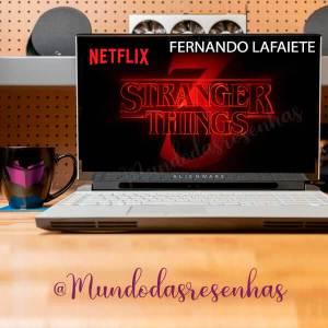Stranger Things (3ª temporada - Original Netflix)