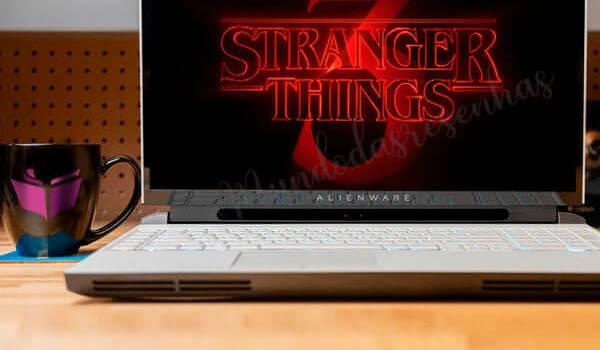 Stranger Things (3ª temporada – Original Netflix)