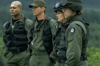 Stargate - SG1 - Brad Wright e Jonathan Glassner