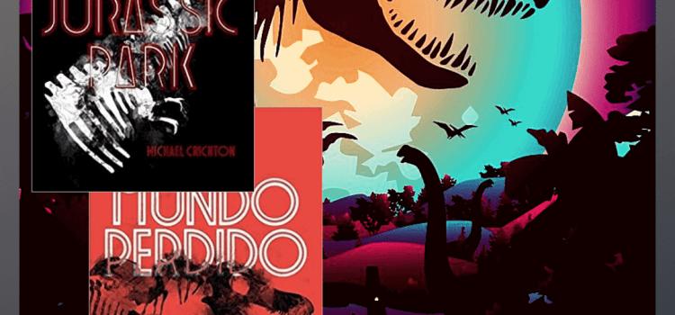Jurassic Park & O Mundo Perdido – Michael Crichton | Vale a pena a leitura? #22