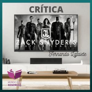 Zack Snyder's Justice League - HBO MAX | Todo o meu respeito ao Snyder