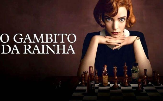 serie o gambito da rainha