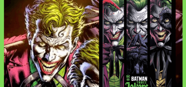 Batman: Three Jokers (Batman: Três Coringas) | Geoff Johns & Jason Fabok
