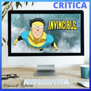 Invencível - 1ª Temporada   Amazon Prime
