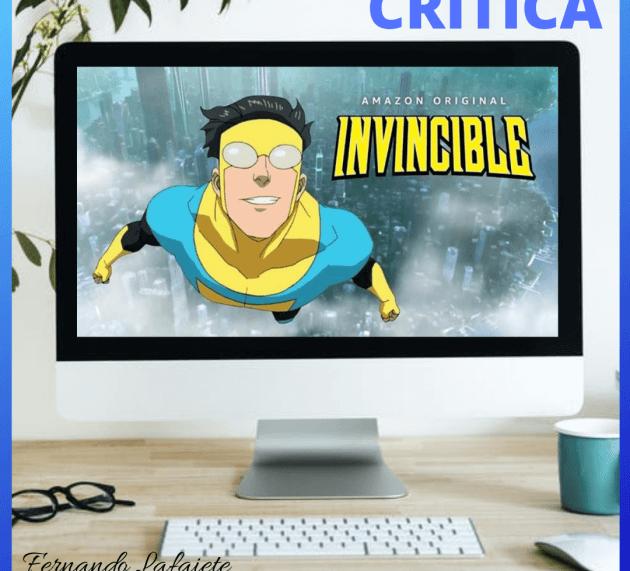 Invencível – 1ª Temporada | Amazon Prime