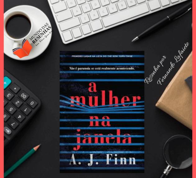 A Mulher na Janela | A. J. Finn