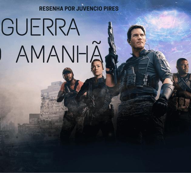 A Guerra do Amanhã – Original Amazon