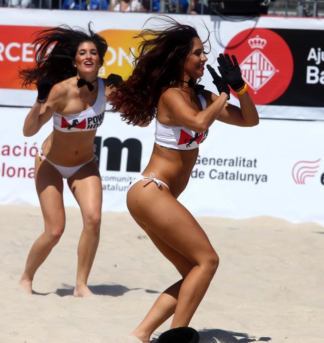 Barcelona Beach Soccer 2015 Foto: PEP MORATA