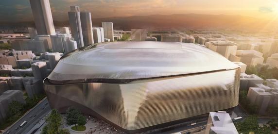 El Real Madrid ha presentado el proyecto del nuevo estadio del Santiago Bernabéu