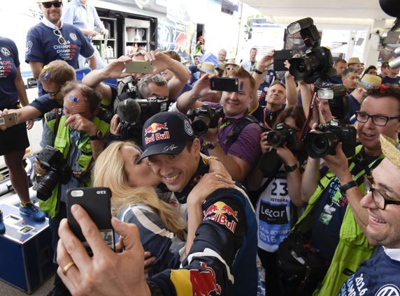 Ogier conquistó su cuarta corona en Catalunya