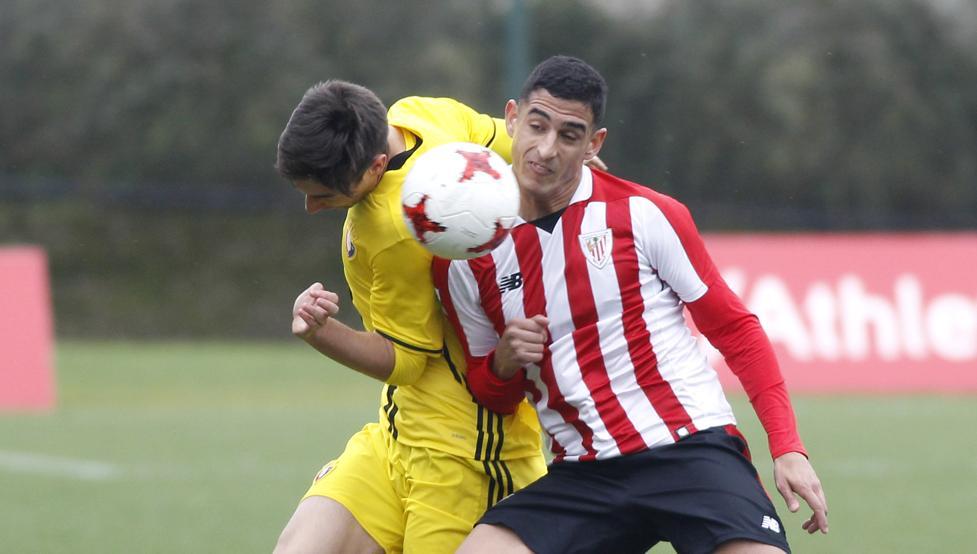 El Bilbao Athletic buscará la quinta victoria seguida en Logroño.