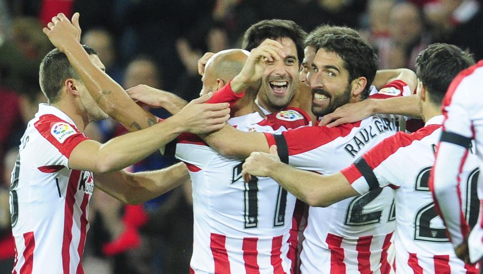 El Athletic derrotó ayer al Alavés