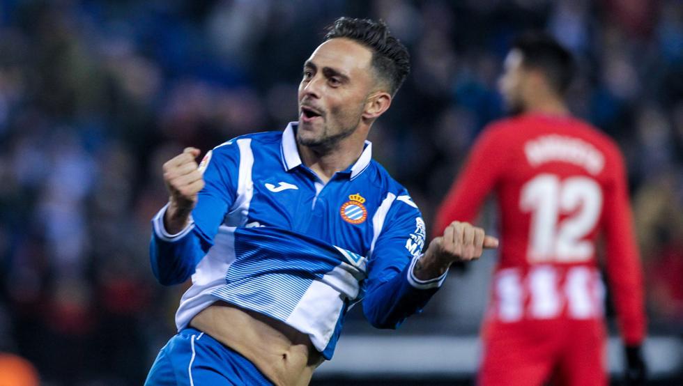 El Espanyol derrotó por 1-0 al Atlético en el último encuentro en Cornellà