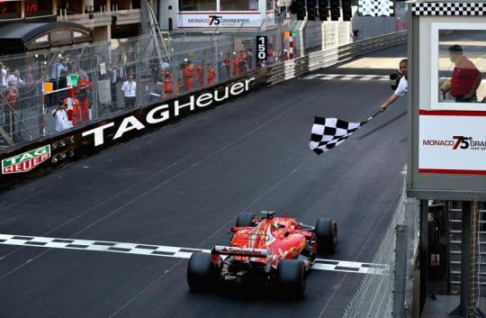 Resultado de imagen de Linea de meta F1