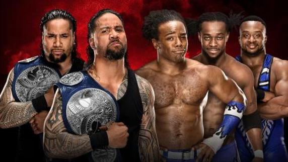 The Usos vs New Day