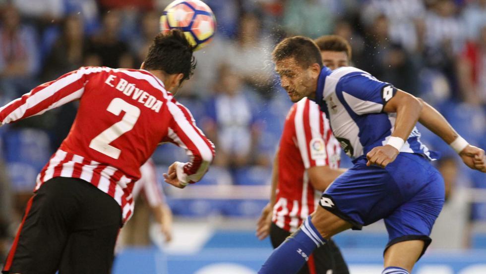 El Deportivo cedió puntos en 3 de las 4 últimas visitas del Athletic a Riazor.