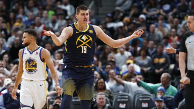 Resultado de imagen para Nuggets de Denver, ganan 117-109 a los Spurs de San Antonio