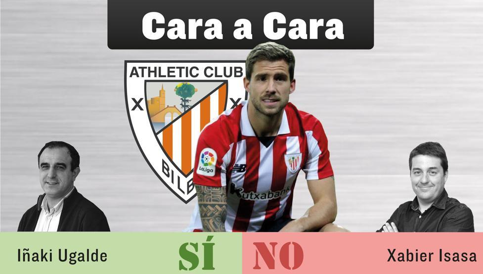 ¿Entiendes el fichaje de Iñigo Martínez por el Athletic?