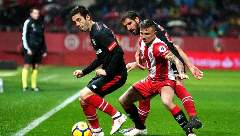 La derrota ante e Girona no tiene consecuencias para el Athletic a nivel clasificatorio.