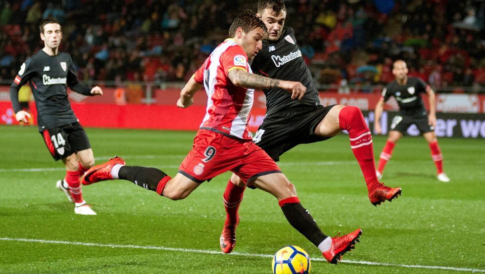Andoni López debutó como león el pasado domingo en Girona