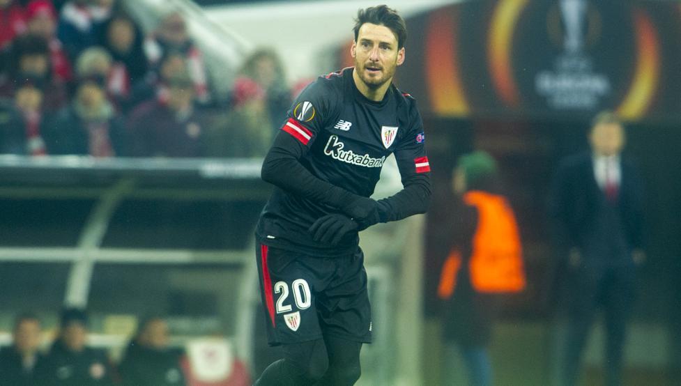 Aduriz volvió a ser decisivo en la Europa League, firmó un doblete en Moscú y acerca al Athletic a octavos.