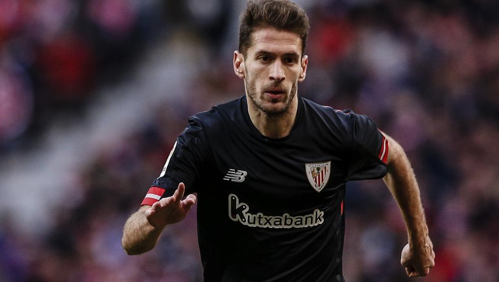 Saborit volvió a ser titular en el Wanda Metropolitano