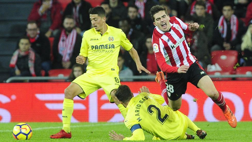 El Athletic visitará al Villarreal este próximo lunes