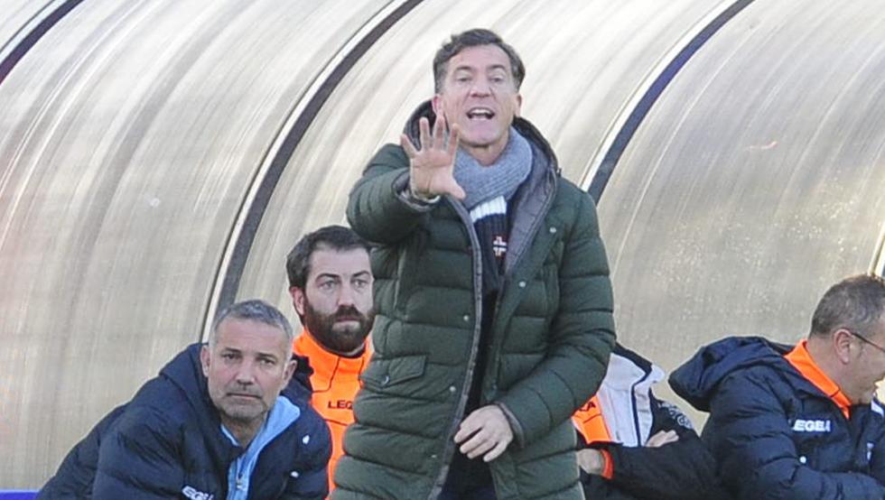 Aitor Larrazabal salió en defensa de José Ángel Ziganda y pidió tranquilidad a los aficionados rojiblancos.