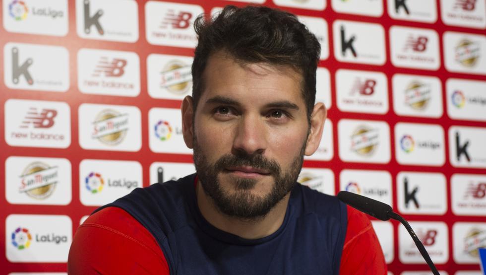 Herrerín, guardameta del Athletic