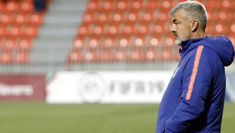 Óscar Fernández, nuevo entrenador del Almería