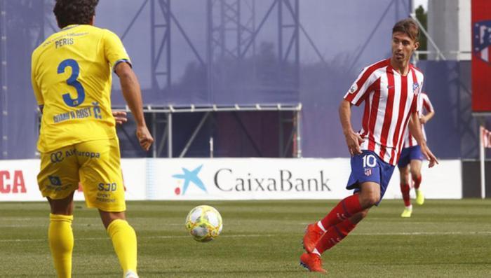 Atleti B 0 - 0 Atl. Baleares: Reparto de puntos y mucho respeto, por @antonturan 19