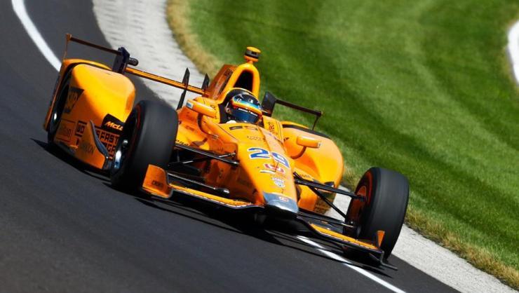 Alonso ya tiene su 'dream team' para ganar las Indy 500