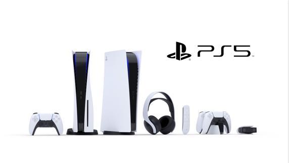 Sony también ha mostrado brevemente los primeros accesorios para la misma.