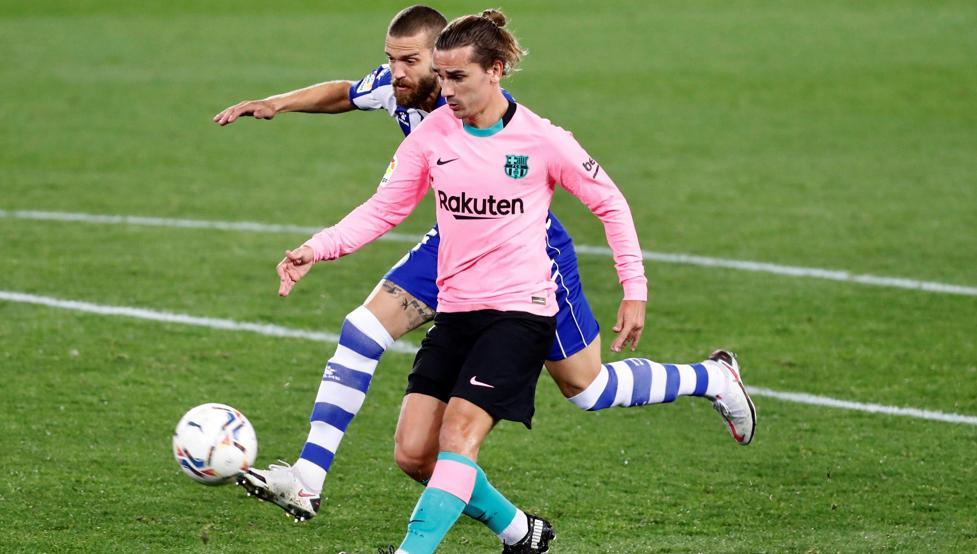 Alavés - Barcelona: resultado y goles, en directo