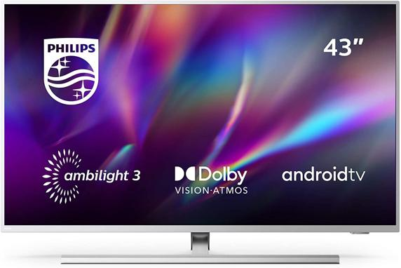 Philips smart tv oferta viernes negro