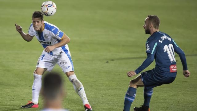 Leganés 2 - Espanyol 0: Resultado, resumen y goles | LaLiga SmartBank