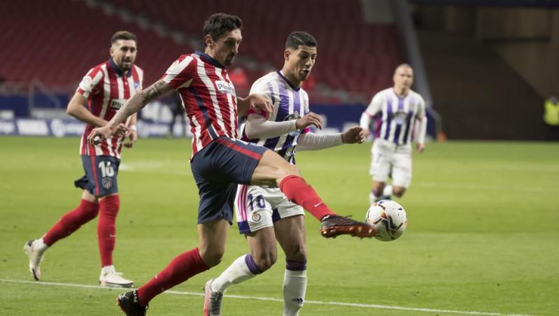 Atlético de Madrid - Valladolid, en directo: Resultado y goles