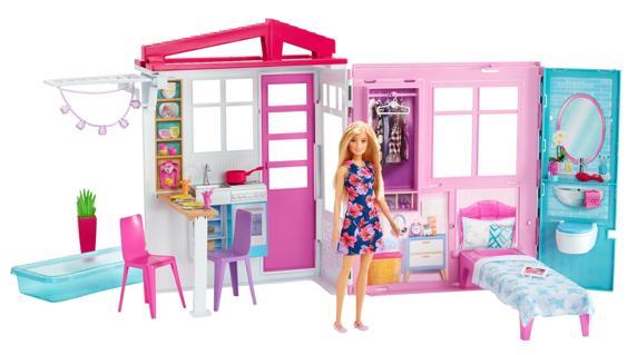 Barbie casa de muñecas