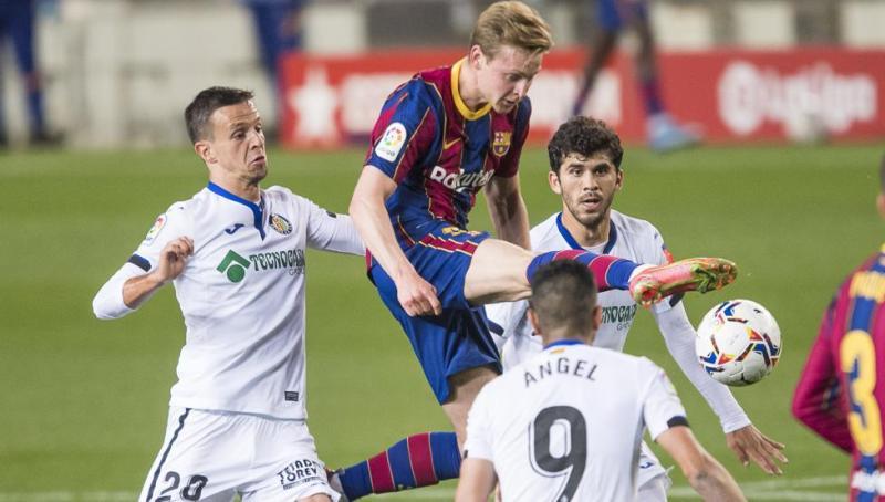 Barcelona - Getafe | Resultado del partido de hoy: LaLiga Santander de  fútbol