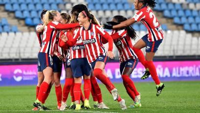 Resultado de imagen de Atlético de Madrid femenino